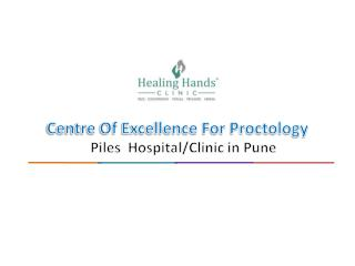 Piles treatment in Pune : Healing Hands Clinic