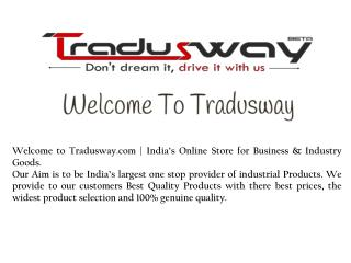 Safety Shoes Tradusway Online E-commerce Industry