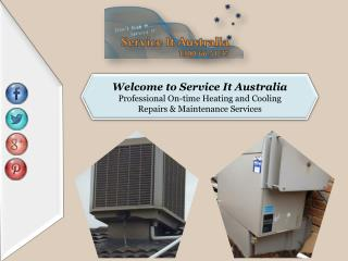 Professional On time Heating Cooling Repairs & Maintenance Services