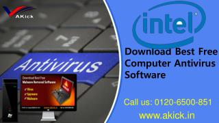 Download Best Free Computer Antivirus Software