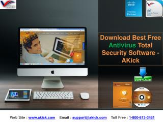 Download Best Free Antivirus Total Security - AKick