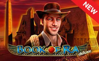 Book of Ra Deluxe Slots