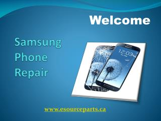 Samsung Phone Repair | Samsung Galaxy Repairs | Genuine Samsung Phone parts