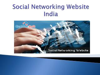 Social Networking Website India