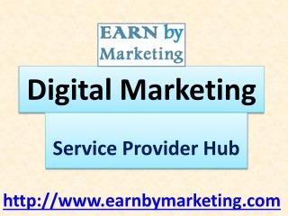 Digital Marketing (9899756694) complete packages in Noida India-EarnbyMarketing.com