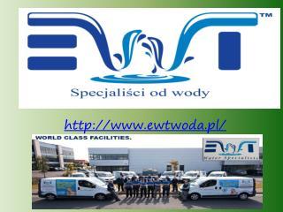 EWT - automatyczny zmiękczacz wody