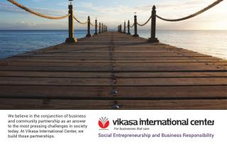 Corporate Social Responsibility (CSR)| Corporate Sustainability | Vikasa International Center