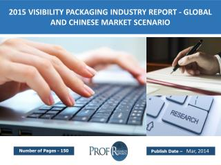 Global and Chinese Visibility Packaging Industry Trends, Share, Analysis, Growth  2015