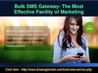 Benefits of Bulk SMS Gateway