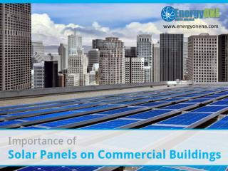 Importance of Commercial Solar Installation in Kansas City