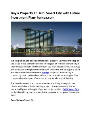 3BHK in L Zone www.iramya.com