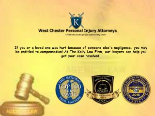 West Chester Personal Injury Attorney