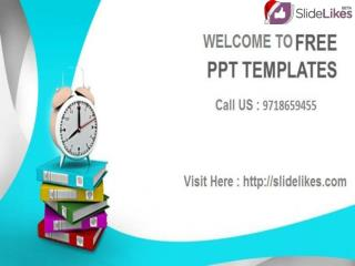 Best PowerPoint Template free Download @ 9718659455