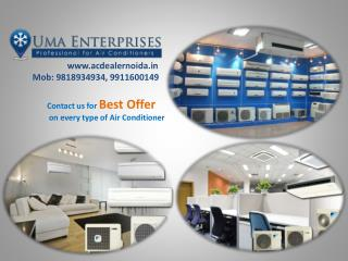 UMA Enterprises- Ac Dealers in Noida