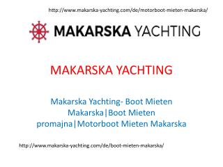 Boot Mieten Makarska,Motorboot Mieten Makarska