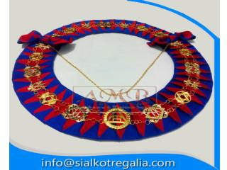 Royal Arch Supreme Grand chain collar