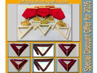 Royal & Select Past master apron