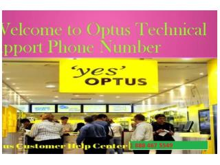 optus technical support 1 888 467 5549 phone number