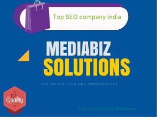 Mediabiz Solutions   SEO Company in Noida