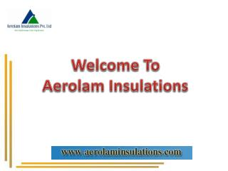 Metal Building Insulation Material Suppliers