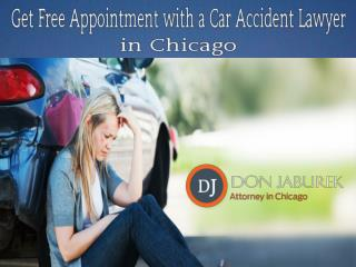 Get Free Appointment with a Car Accident Lawyer in Chicago