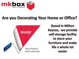 Cheapest Self Storage in Milton Keynes | MK Box