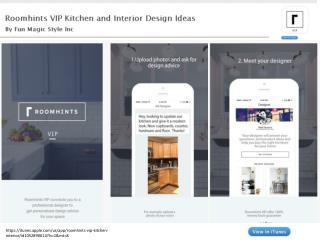 Roomhints vip kitchen and interior design ideas - FMS INC
