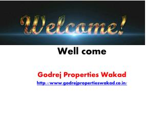 Godrej Properties Wakad