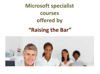 An Overview of Microsoft Specialist Courses
