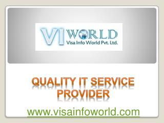 lowest price IT(9899756694) company in noida-visainfoworld.com