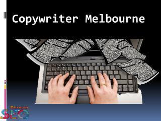 Best Copywriting Services Melbourne