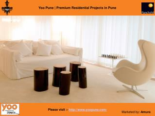 Yoo Pune - Premium Residential Projects in Pune