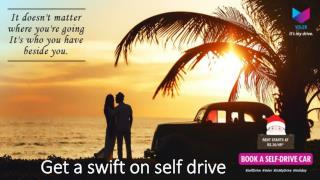 Get Swift drive with Voler cars