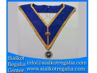 Craft regalia Provincial full dress collar with jewels