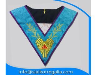 French rite worship collar