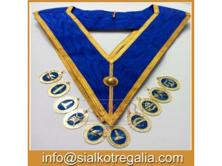 Craft regalia full dress collar