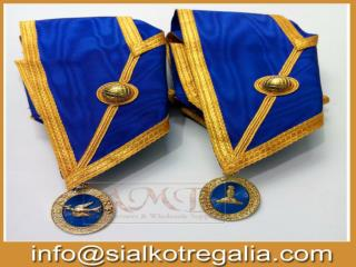 Craft regalia full dress provincial collar