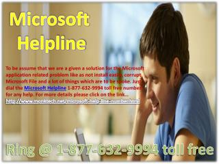 Microsoft helpline number !!@!! 1-877-632-9994 toll free