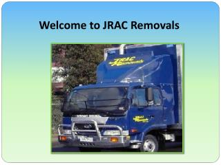 Furniture Removals in Victoria | Jrac Removals