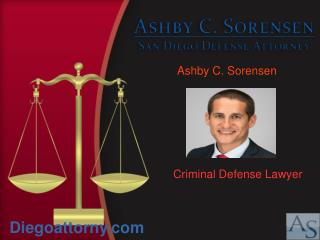 Criminal Defense Lawyer in San Diego