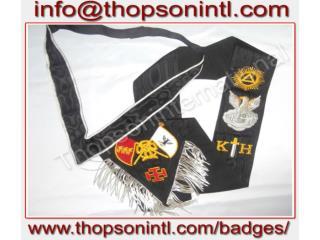 Masonic 30 degree sash