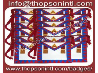 Royal arch Principal apron