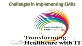 Challenges in Implementing EMR