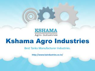 Scrubber System Supplier in India |  Kshama Agro Industries