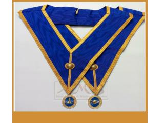 Masonic Craft provincial full dress collar plus jewels