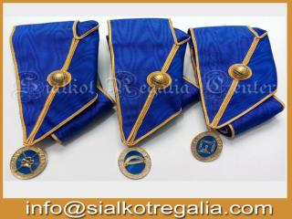 Masonic Craft Prov collar undress