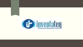 Introduction fo InventaTeq