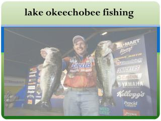 fishing lake Okeechobee