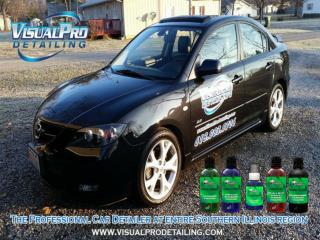 Visual Pro Detailing - provide high end auto detailing